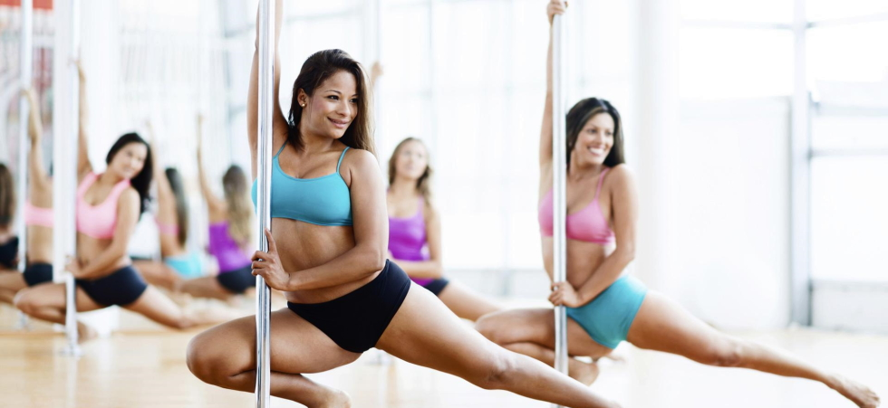 pole dance exercises